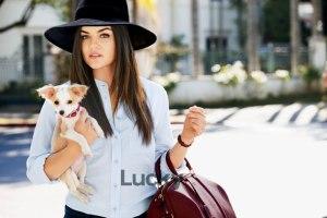 Photo Credit: Lucky Magazine